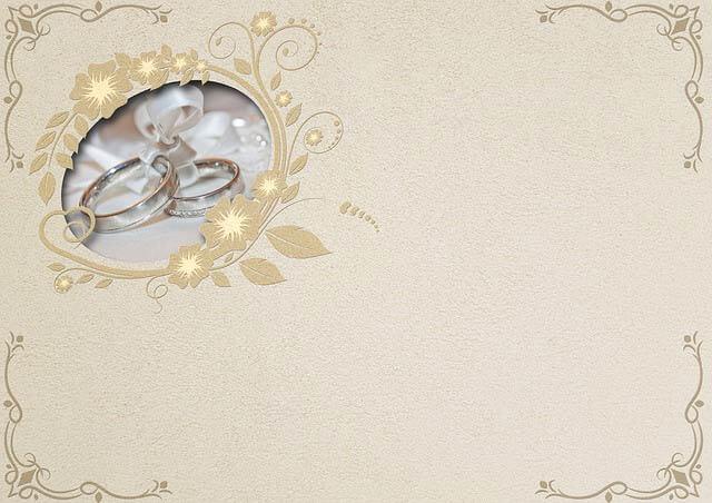 Luxusné svadobné oznámenia