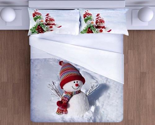 Vianočným obliečkam sa vaše deti určite potešia