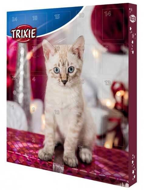 Adventný kalendár pre mačky