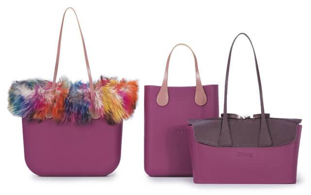 O BAG kabelky sú populárne vďaka tomu, že si ich môžete rôznymi spôsobmi prispôsobiť