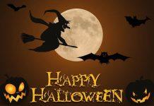 Dekorácie a masky na Halloween