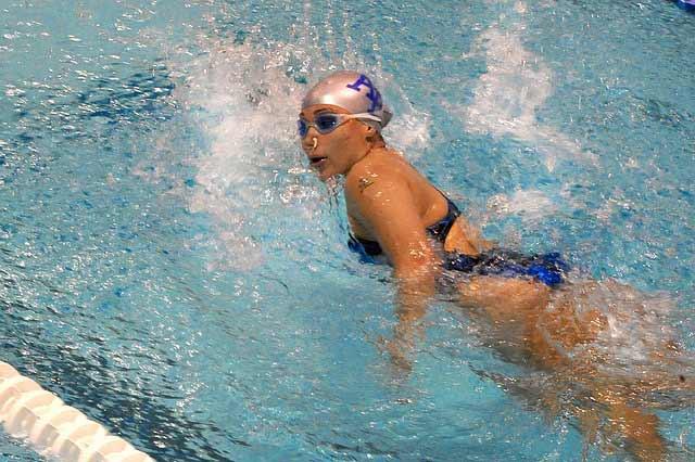 Dámske športové plavky