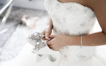 Ako vybrať svadobné topánky