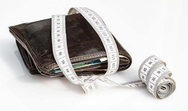 Preplnená peňaženka