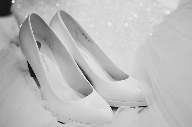 4e663537d69f Svadobné topánky. Na čo si dať pozor pri ich výbere + kde kúpiť
