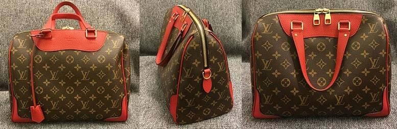 Značková kabelka Louis Vuitton